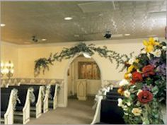 The Chapel of the Fountain at Circus Circus Las Vegas -- Married my love here