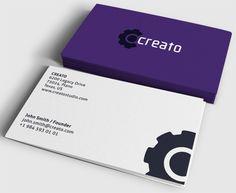 Creato - corporate identity