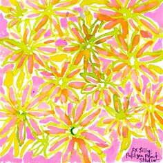 Daisy over you. #lilly5x5 #SummerInLilly
