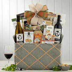 Wine Gift Baskets - Ravenswood Wine Gift Basket Wine Gift Baskets, Gourmet Gifts, California Wine, Wine Gifts, Wine Rack, House Warming, Wines, Treats, Snacks