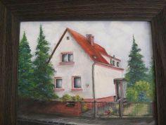 Goethestrasse 47 painted by Heidi Neumann-Kosch