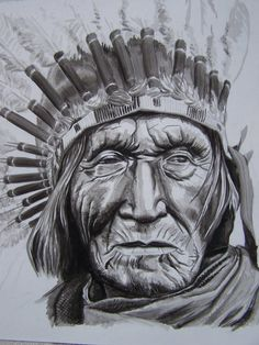 Native American Drawing, Native American Tattoos, Native Tattoos, Native American Paintings, Native American Pictures, Female Tattoos, Native Indian, Native Art, Inka Tattoo