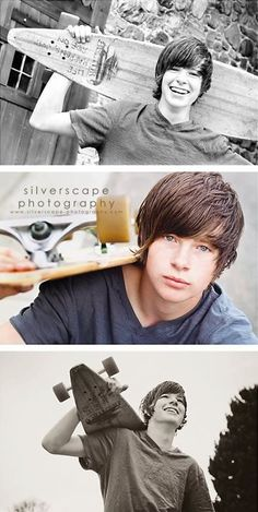 Skateboarding senior picture ideas for girls and guys. Skater pictures. #seniorpictureideas  #skateboardingseniorpictures #boardingseniorpictureideas