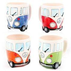 Love these VW coffee mugs!