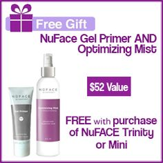 FREE NuFace Gel Primer and Optimizing Mist ($52 Value)   Get FREE Samples by Mail   Free Stuff