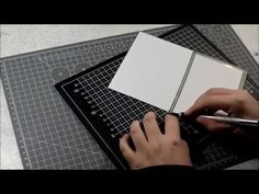 DIY Planner Pockets for Stickers, Envelopes, Stickynotes and more - YouTube