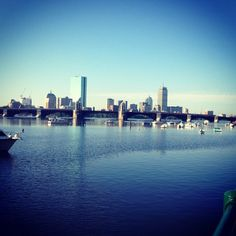 Our hometown.  Boston Strong!