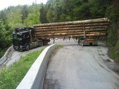 Impressive Truck Driving Skills