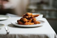 Chicken Tenders with Apple Cider Sweet and Sour Sauce Recipe on Food52 recipe on Food52