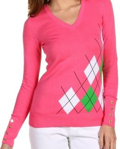 Pink Patricia sweater