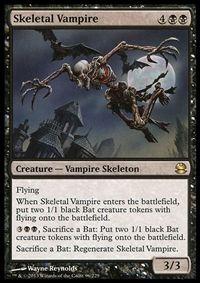 Skeletal Vampire - Creature - Cards - MTG Salvation