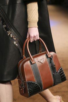 b0f2b7fc3 Are Spring 2015′s Bags Enough to Aid Prada's Ailing Handbag Business?    Designer Bags on T-board   Prada handbags, Prada spring, Prada bag