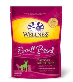 Wellness Super5Mix Small Breed Healthy Weight Adult Dry Dog Food 4 Lb