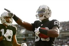 James Jones Ain't Mad; Should Be -- The narrative has been all about Charles Woodson getting revenge on the Green Bay Packers. Well, what about James Jones getting revenge on the Oakland Raiders?