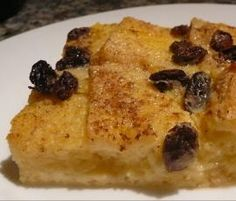 Recipe Caramel Bread and Butter Pudding by Uli - Recipe of category Desserts & sweets