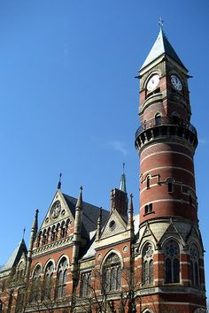 NYC - West Village: Jefferson Market Library on 6th Avenue between 8th & 9th Streets