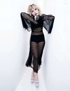 Imogen Poots – Hunger Magazine (Spring/Summer 2014) more @ http://www.luvcelebs.com