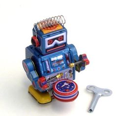 Kitsch.fi - Robotti, Little Drummer