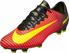 a1ab3b9b138d New Nike Mercurial Vapor XI FG Multi Size Soccer Cleats Crimson Black  831958-870 | eBay