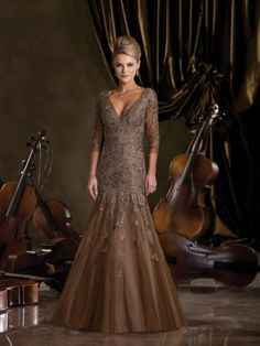 mother of the groom dresses | Fall Dresses for the Mothers of the Bride and Groom | Bride's Blog