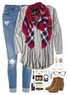 Love this casual autumn outfit idea / autumn fashion