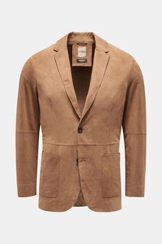 Andrea D'Amico suede jacket, light brown Spring And Fall, Suede Jacket, Spring Outfits, Brown, Clothing, Jackets, Women, Fashion, Get Tan