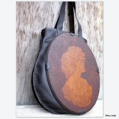 Victorian Cameo Leather Bag ~ I don't mind pinning a $375 bag since no matter how much I want it, I will never ever have a moment of weakness and actually buy it. (I'm a po' gal) I'm content just to gaze upon such beauty.