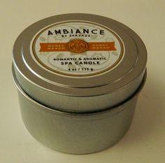 Honey Mango 4 Oz. Candle