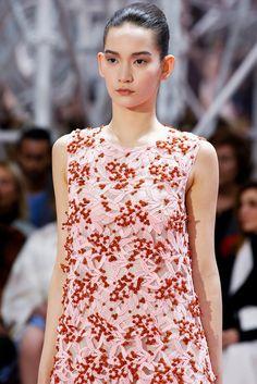 Christian Dior Spring 2015 Couture Fashion Show Details