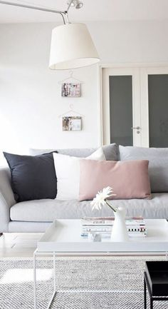 pastel living room decor inspiration