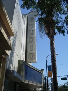 Studio Theatre - San Jose, California.  I took this picture on the Theatre Historical Society of America Conclave in 2008.