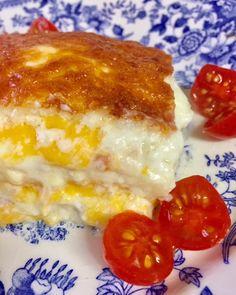 Pastel de pan de molde | Una mirada a mi cocina