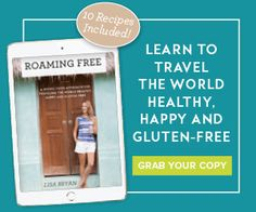 Top for traveling gluten free