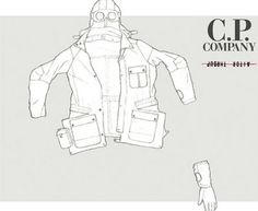 Style Salvage - A mens fashion and style blog.: C.P. Company / Aitor Throup: The evolution of an icon