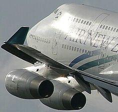 Air New Zealand 747-400. Image via google