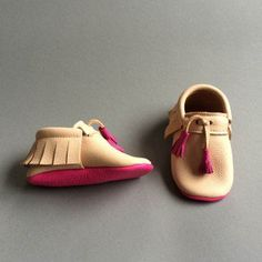 Mini mocks moccasins