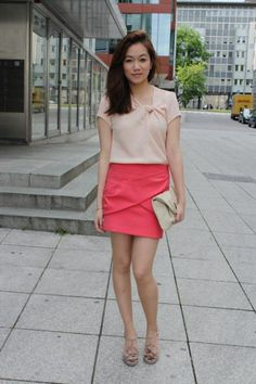 Chic of the Week: Ly's Ladylike Look