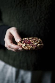 Strawberry Oatmeal Cookies | The Freaky Table