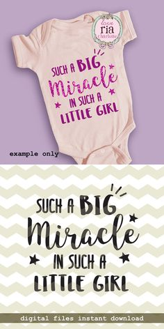Big miracle in little girl newborn new baby by LoveRiaCharlotte