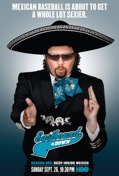 Eastbound and Down ... silly, offensive and hilarious!