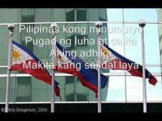BAYAN KO - FREDDIE AGUILAR # PHILIPPINE NATIONAL PATRIOTIC SONG