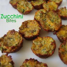 Zucchini Bites | Chocolate, Chocolate and more...