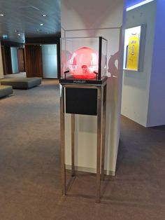 The extraordinary Sphere display has been completely redesigned Display, Home, Floor Space, Billboard, Haus, Homes, Houses, At Home