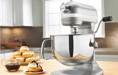 Bowl-Lift Design: Kitchenaid Stand Mixers - Enjoy!
