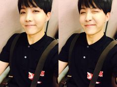 I luv when Asians wink it's so cute xD it's like how I wink extremely squinty. But anyways J-Hope x3