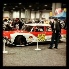 Mullins Racing #55 Ford Fairlane