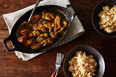 The Right Way to Cook Your Chicken with Kale on Food52
