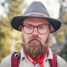 Portraits of the PCT by Ian Tuttle