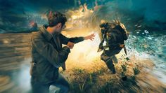 Review: Quantum Break – Breaking The Mould of Single Player Games