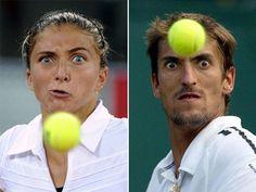 Telekinetic Tennis
